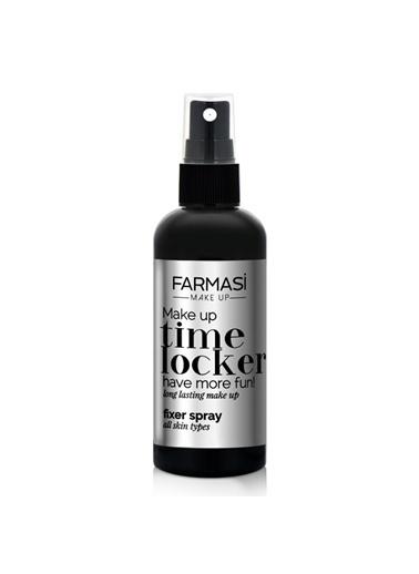 Farmasi Time Locker Makyaj Sabitleyici Sprey-115Ml Renksiz